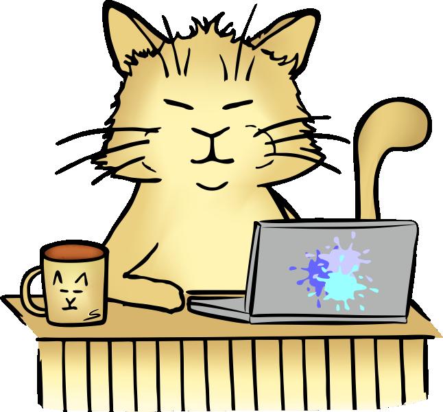 tea-cat--braun-maschenfüllung-1-computer